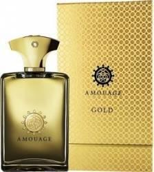 Apa de Parfum Gold pour Homme by Amouage Barbati 100ml Parfumuri de barbati