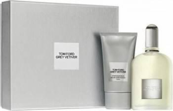 Apa de Parfum Grey Vetiver 100 ml + After Shave Balsam 75 ml by Tom Ford Barbati Apa de parfum 100 ml + After Shave Bals Seturi Cadou