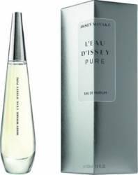 Apa de Parfum LEau dIssey Pure by Issey Miyake Femei 50ml Parfumuri de dama