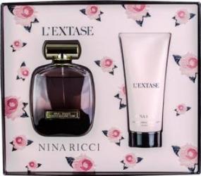 Apa de Parfum LExtase 80ml + Body Lotion 100ml by Nina Ricci Femei 80ml+100ml Seturi Cadou