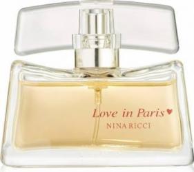 Apa de Parfum Love in Paris by Nina Ricci Femei 50ml Parfumuri de dama