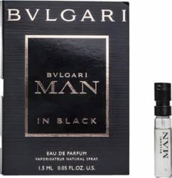 Apa de Parfum Man in Black by Bvlgari Barbati 1.5ml