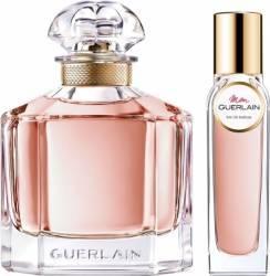 Apa de Parfum Mon Guerlain 100ml + 15ml by Guerlain Femei Apa de parfum 100ml+Apa de parfum 15ml Seturi Cadou