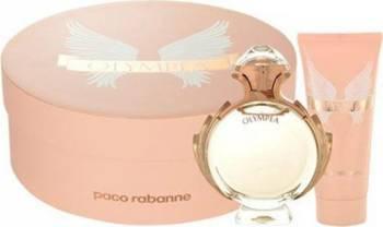 Set cadou Paco Rabanne Olympea  - Apa de parfum 80ml + Body Lotion 100 ml by Paco Rabanne Femei Parfumuri de dama