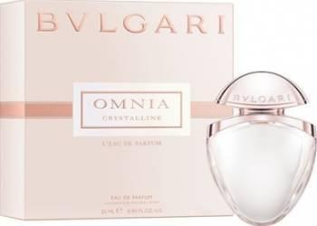 Apa de Parfum Omnia Crystalline by Bvlgari Femei 25ml Parfumuri de dama