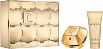 Apa De Parfum Paco Rabanne Lady Million Femei 80ml