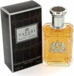 Apa de Parfum Safari by Ralph Lauren Barbati 75ml Parfumuri de barbati