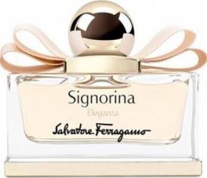 Apa de Parfum Signorina Eleganza by Salvatore Ferragamo Femei 50ml Parfumuri de dama