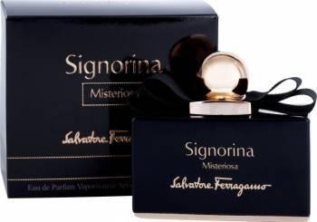 pret preturi Apa de Parfum Signorina Misteriosa by Salvatore Ferragamo Femei 100ml