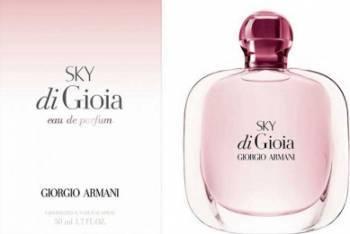 Apa de Parfum Sky di Gioia by Giorgio Armani Femei 50ml Parfumuri de dama