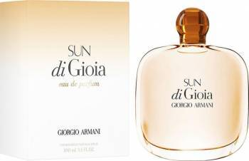 Apa de Parfum Sun di Gioia by Giorgio Armani Femei 100ml Parfumuri de dama