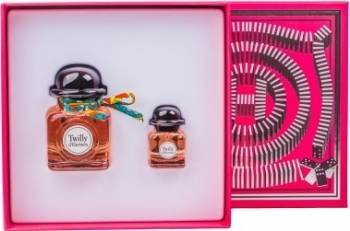 Apa de Parfum Twilly 85ml + 12.5ml by Hermes Femei 85 ml Seturi Cadou