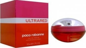 Apa de Parfum Ultrared by Paco Rabanne Femei 50ml