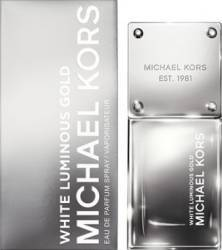 Apa de Parfum White Luminous Gold by Michael Kors Femei 30ml Parfumuri de dama