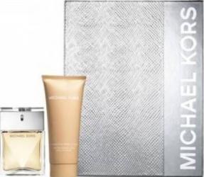Apa de Parfum Woman 50 ml + Body Lotion 100ml by Michael Kors Femei Apa de parfum 50 ml + Lotiune de corp 100ml Seturi Cadou