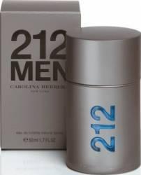 Apa de Toaleta 212 Men by Carolina Herrera Barbati 100ml Parfumuri de barbati