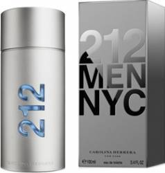 Apa de Toaleta 212 Men by Carolina Herrera Barbati 50ml