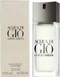 pret preturi Apa de Toaleta Acqua di Gio by Giorgio Armani Barbati 20ml