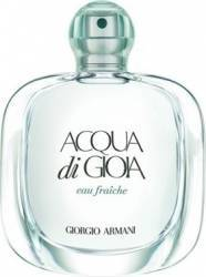 Apa de Toaleta Acqua di Gioia Eau Fraiche by Giorgio Armani Femei 100ml Parfumuri de dama