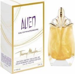 pret preturi Apa de Toaleta Alien Eau Extraordinaire Gold Shimmer by Thierry Mugler Femei 60ml