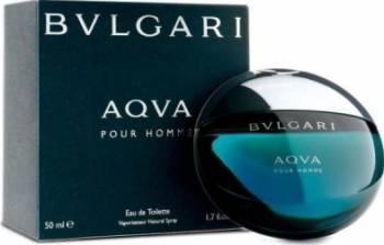 Apa de Toaleta Aqva by Bvlgari Barbati 50ml Parfumuri de barbati