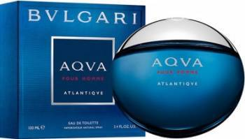 Apa de Toaleta Aqva pour Homme Atlantiqve by Bvlgari Barbati 100ml Parfumuri de barbati