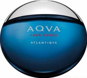 Apa de Toaleta Aqva pour Homme Atlantiqve by Bvlgari Barbati 30ml Parfumuri de barbati