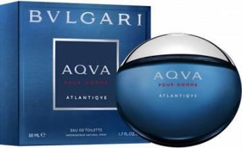 Apa de Toaleta Aqva pour Homme Atlantiqve by Bvlgari Barbati 50ml Parfumuri de barbati
