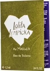 Apa de Toaleta Au Masculin Sample by Lolita Lempicka Barbati 1.2ml Parfumuri de barbati