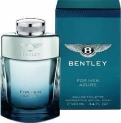 pret preturi Apa de Toaleta Azure by Bentley Barbati 100ml