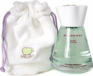 Apa de Toaleta Baby Touch by Burberry Copii 100ml