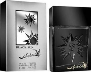 Apa de Toaleta Black Sun by Salvador Dali Barbati 30ml