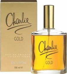 Apa de Toaleta Charlie Gold by Revlon Femei 100ml Parfumuri de dama