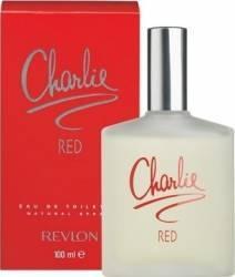 Apa de Toaleta Charlie Red by Revlon Femei 100ml