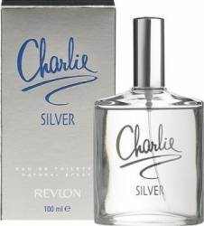 Apa de Toaleta Charlie Silver by Revlon Femei 100ml