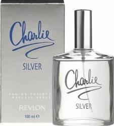 Apa de Toaleta Charlie Silver by Revlon Femei 100ml parfumuri de dama