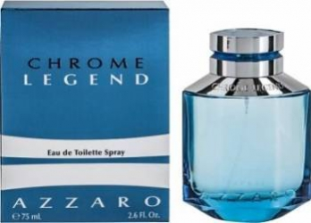 Apa de Toaleta Chrome Legend by Azzaro Barbati 40ml Parfumuri de barbati
