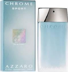 Apa de Toaleta Chrome Sport by Azzaro Barbati 100ml Parfumuri de barbati