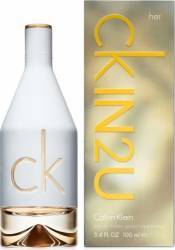 Apa de Toaleta CK In 2 U by Calvin Klein Femei 100ml