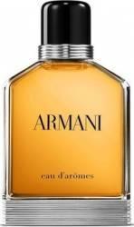 Apa de Toaleta Eau DAromes by Giorgio Armani Barbati 50ml Parfumuri de barbati