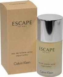 Apa de Toaleta Escape by Calvin Klein Barbati 100ml