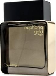 Apa de Toaleta Euphoria Gold by Calvin Klein Barbati 100ml