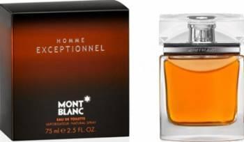 Apa de Toaleta Homme Exceptionnel by Mont Blanc Barbati 75ml