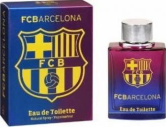 Apa de Toaleta FC Barcelona by EP Line Barbati 75ml Parfumuri de barbati
