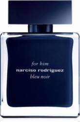 Apa de Toaleta For Him Bleu Noir by Narciso Rodriguez Barbati 100ml Parfumuri de barbati