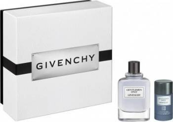 Apa de Toaleta Gentlemen Only 100ml + Stick 75ml by Givenchy Barbati Apa de toaleta 100ml + Stick 75ml Seturi Cadou