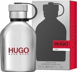 Apa de Toaleta Iced by Hugo Boss Barbati 75ml Parfumuri de barbati