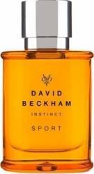 Apa de Toaleta Instinct Sport by David Beckham Barbati 30ml