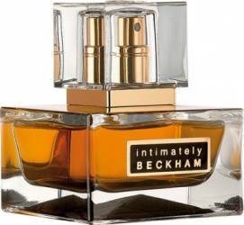 pret preturi Apa de Toaleta Intimately by David Beckham Barbati 75ml