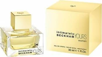 Apa de Toaleta Intimately Yours by David Beckham Femei 30ml